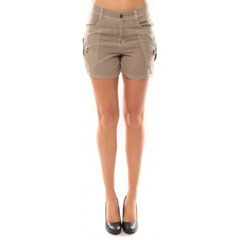 Vêtements Femme Shorts / Bermudas Vero Moda Sunny Day Shorts 10108018 Beige Beige