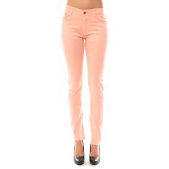 Vêtements Femme Pantalons Tcqb Pantalon B3523 Rose Rose