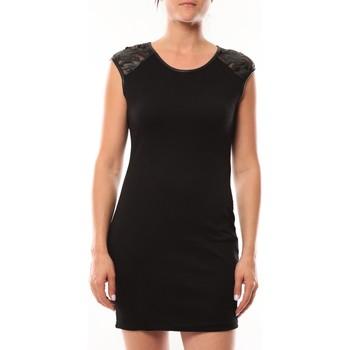 Vêtements Femme Robes courtes Dress Code Robe Love Look 320 Noir Noir