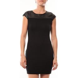 Vêtements Femme Robes courtes Dress Code Robe Love Look 319 Noir Noir