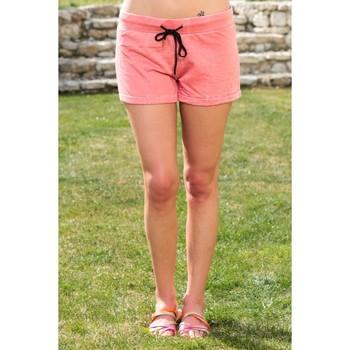 Vêtements Femme Shorts / Bermudas Vero Moda Uno Shorts 10108405 Rose Rose
