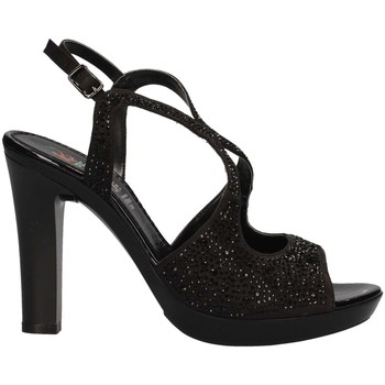 Chaussures Femme Sandales et Nu-pieds Repo 46419 NOIR