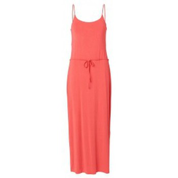 Vêtements Femme Robes longues Vero Moda Gemma Strap Ancle Dress 101078394 Rose Rose