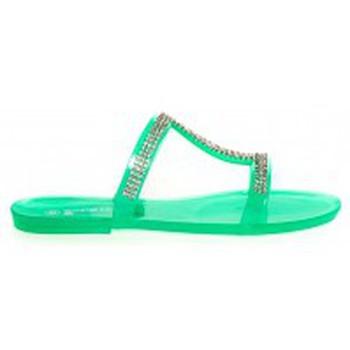 Chaussures Femme Mules Ilario Ferucci Mules Ursina Uziel Vert Vert
