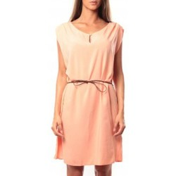 Vêtements Femme Robes courtes Vero Moda Amanda S/L Short Dress Mix It 10108973 Rose Rose