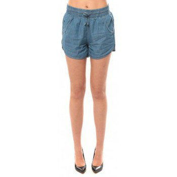 Vêtements Femme Shorts / Bermudas Vero Moda Cashua LW Loose Short Shorts 10108195 Bleu Bleu
