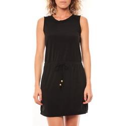 Vêtements Femme Robes courtes Vera & Lucy Robe Kapp Noir Noir