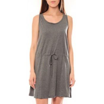 Vêtements Femme Robes Vero Moda Arrow S/L Above Knee Dress It Gris Gris
