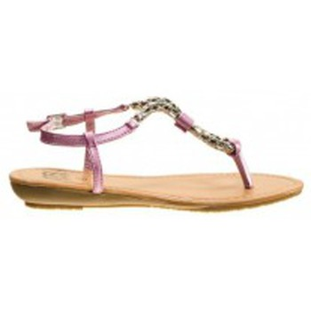 Chaussures Femme Tongs Cassis Côte d'Azur Tongs Typie Rose Rose