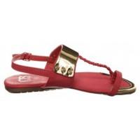 Chaussures Femme Tongs Cassis Côte D'azur Sandales Fiduz Rouge Rouge