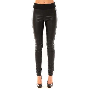 Collants Vero moda snake pu legging lcs 10117978 noir