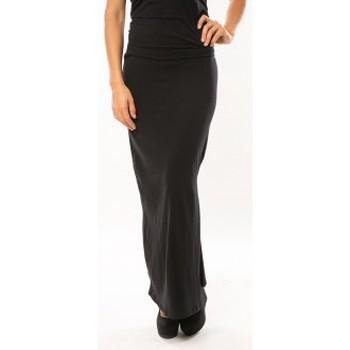 Vêtements Femme Jupes Sweet Company Jupe Fashion Noir Noir