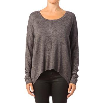 Vêtements Femme Tops / Blouses Vero Moda Glory Aura LS Zipper Blouse 10115665 Gris Gris