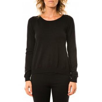 Vêtements Femme Pulls Vero Moda Glory Eve LS Zipper Blouse 10114841 Noir Noir