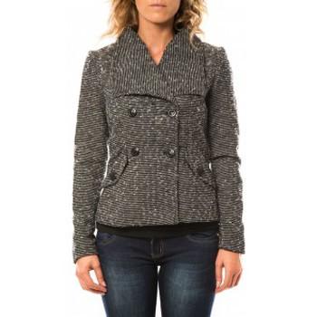 Vêtements Femme Vestes Vero Moda Sure Short Jacket 1011867 Gris Gris