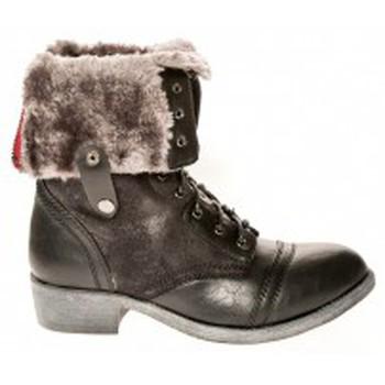 Chaussures Femme Bottines Cassis Côte D'azur Bottines Arabella Noir Noir