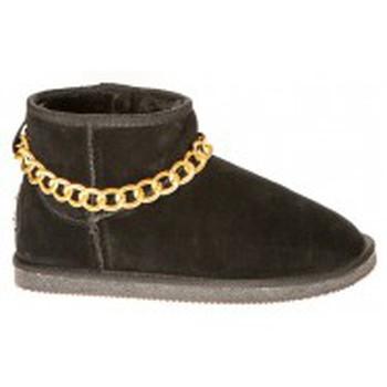 Boots Ilario Ferucci Bottes Teoman Noir