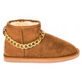 Boots Ilario Ferucci Bottes Teoman Camel