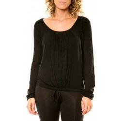 Vêtements Femme Pulls Vision De Reve Vision de Rêve Pull 12033 Noir Noir