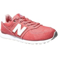 Chaussures Enfant Running / trail New Balance GC574CE Rose