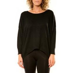 Vêtements Femme Pulls Vision De Reve Vision de Rêve Pull 12011 Noir Noir