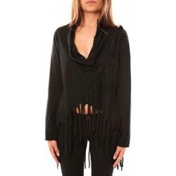 Vêtements Femme Pulls De Fil En Aiguille Pull Viki Noir Noir