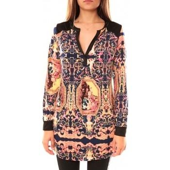 Vêtements Femme Tuniques Dress Code Tunique Sweet Miss K201105 Rose Rose