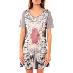 Vêtements Femme Tuniques Coquelicot Robe Tunique CQTW14212 Gris Gris