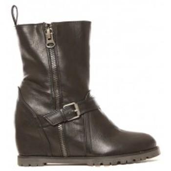Chaussures Femme Bottines Cassis Côte d'Azur Bottines Aislinn Noir Noir