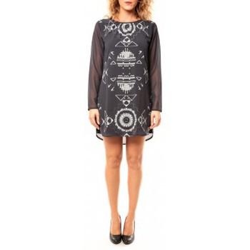 Vêtements Femme Tuniques Coquelicot Tunique CQTW14206 Noir Noir