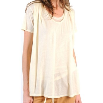 T-shirt American Vintage TOP BEL20E11 NATUREL