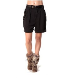Vêtements Femme Shorts / Bermudas Sack's Short Dean 21115542 Noir Noir