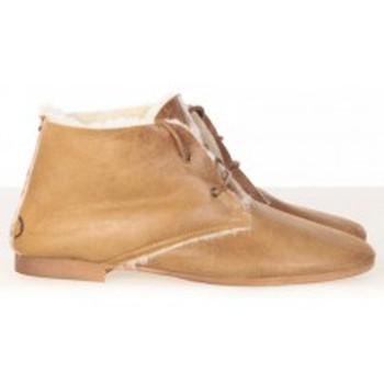 Chaussures Femme Bottines Koah Bottines Buri Camel Marron