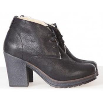 Chaussures Femme Low boots Koah Low Boots BESS Noires Noir