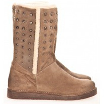 Chaussures Femme Boots Meline Boots NL 80  Beige Beige