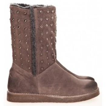 Meline Femme Boots  Boots Nl 80 Marron