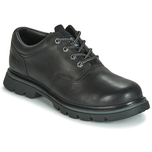 50d7273f9ef2f4 Caterpillar OVERTAKE Noir - Chaussures Derbies Homme 110,00 €