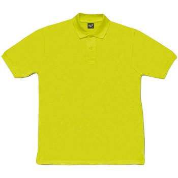 Vêtements Homme T-shirts manches courtes Sg SG50 Vert citron