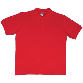 Vêtements Homme T-shirts manches courtes Sg SG50 Rouge