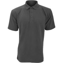 Vêtements Homme Polos manches courtes Ultimate Clothing Collection UCC003 Gris foncé