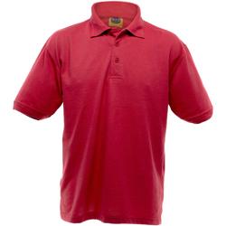 Vêtements Homme Polos manches courtes Ultimate Clothing Collection Pique Rouge
