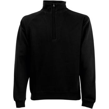 Vêtements Homme Sweats Fruit Of The Loom 62114 Noir