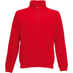 Vêtements Homme Polaires Fruit Of The Loom 62114 Rouge