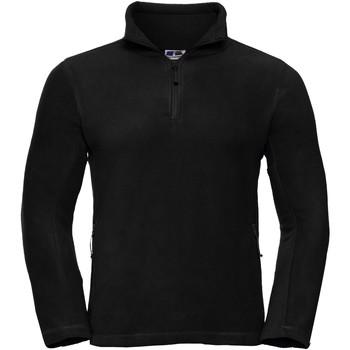Vêtements Homme Polaires Russell Polaire à fermeture zippée BC1438 Noir