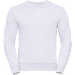 Vêtements Homme Sweats Russell Sweatshirt BC2067 Blanc