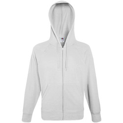 Vêtements Homme Sweats Fruit Of The Loom 62144 Blanc