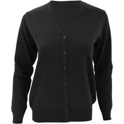 Vêtements Femme Gilets / Cardigans Kustom Kit KK354 Noir