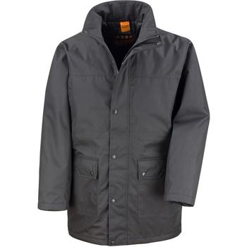 Vêtements Homme Coupes vent Result R307M Noir