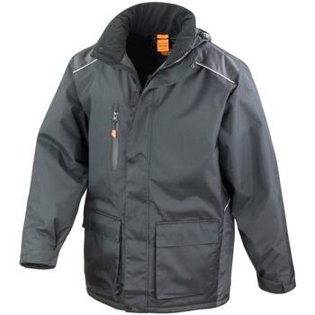 Vêtements Homme Coupes vent Result R305X Noir