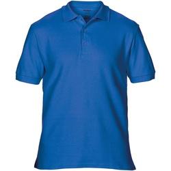 Vêtements Homme Polos manches courtes Gildan Premium Bleu roi